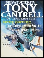 Tony Cantrell #25