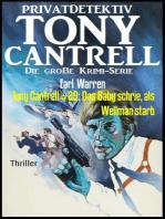 Tony Cantrell #29
