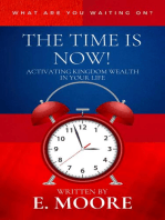 The Time is Now: