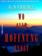 Wo alle Hoffnung endet