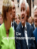 Die Seehofer-Inszenierung