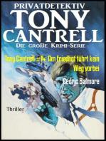 Tony Cantrell #14