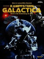 KAMPFSTERN GALACTICA, Band 5
