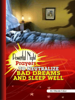 Powerful Night Prayers to neutralize Bad Dreams and sleep well