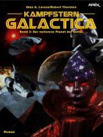 KAMPFSTERN GALACTICA, Band 3