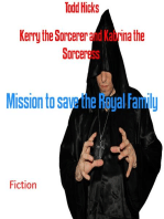 Kerry the Sorcerer and Kabrina the Sorceress