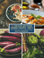 26 Low-Acid and Vegan-Friendly Recipes - Part 1