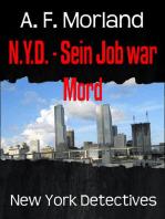 N.Y.D. - Sein Job war Mord