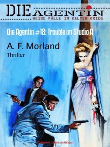 Die Agentin #18: Trouble im Studio A: Cassiopeiapress Kriminalroman