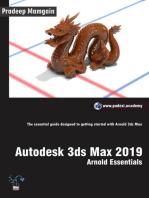 Autodesk 3ds Max 2019: Arnold Essentials