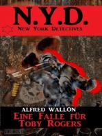 N.Y.D. - Eine Falle für Toby Rogers (New York Detectives)