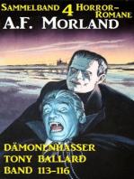 Sammelband 4 Horror-Romane