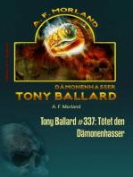 Tony Ballard #337