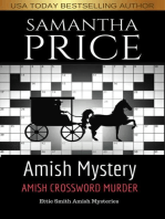 Amish Crossword Murder