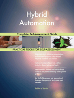 Hybrid Automation Complete Self-Assessment Guide