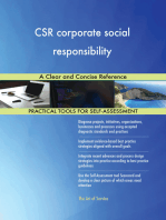 CSR corporate social responsibility A Clear and Concise Reference