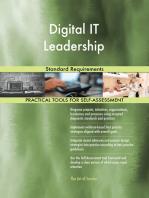 Digital IT Leadership Standard Requirements