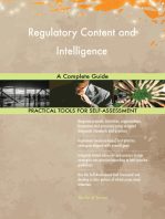 Regulatory Content and Intelligence A Complete Guide