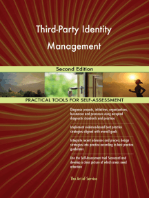Third-Party Identity Management Second Edition