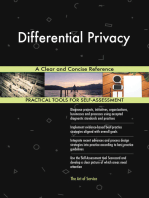 Differential Privacy A Clear and Concise Reference