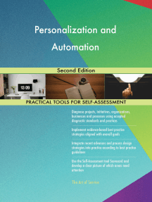 Personalization and Automation Second Edition
