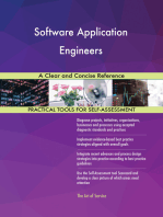 Software Application Engineers A Clear and Concise Reference