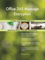 Office 365 Message Encryption A Clear and Concise Reference