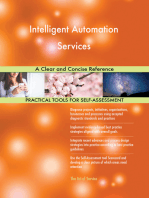 Intelligent Automation Services A Clear and Concise Reference