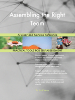 Assembling the Right Team A Clear and Concise Reference