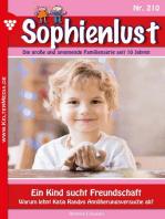 Sophienlust 210 – Familienroman