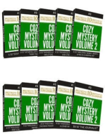 Perfect 10 Cozy Mystery Volume 2 Plots #8 Complete Collection