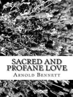 Sacred and Profan Love