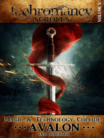 Techromancy Scrolls