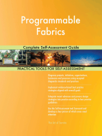 Programmable Fabrics Complete Self-Assessment Guide