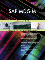 SAP MDG-M A Complete Guide