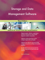 Storage and Data Management Software Third Edition