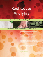 Root Cause Analytics The Ultimate Step-By-Step Guide