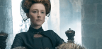 In 'Mary Queen Of Scots,' A Modern Feminist Spin On The Frenemy Queens Who Fought To Rule Europe