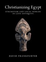 Christianizing Egypt