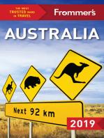 Frommer's Australia 2019
