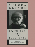 Journal IV, 1979-1985