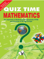 Quiz Time Mathematics