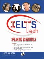 IELTS - Speaking Essentials (Book - 5)