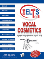 IELTS - Vocal Cosmetics (Book - 3): Ideas with probable questions that help score high in Vocal Cosmetics