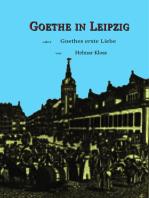 Goethe in Leipzig
