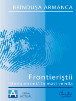 Frontieristii. Istoria recenta in mass-media