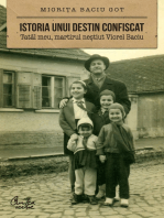 Istoria unui destin confiscat. Tatal meu, martirul nestiut Viorel Baciu