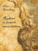 Rubens si femeile neeuclidiene. Patru dramolete