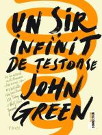 Un sir infinit de testoase - John Green