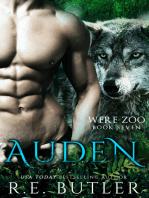 Auden (Were Zoo Book Seven)